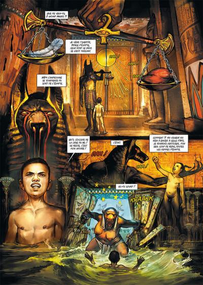 Page 1 Les reines de sang - Cléopâtre, la reine fatale tome 2