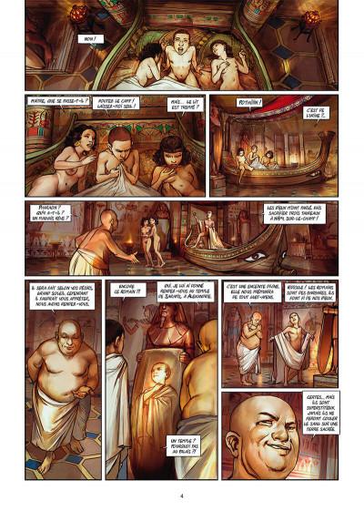 Page 2 Les reines de sang - Cléopâtre, la reine fatale tome 2