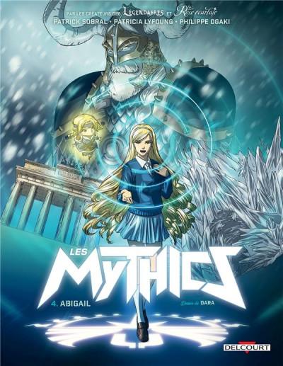 Couverture Les mythics tome 4