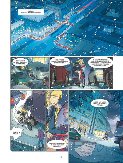 Page 1 Les mythics tome 4