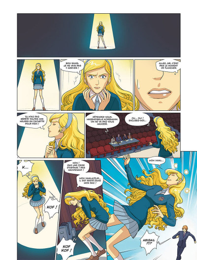Page 3 Les mythics tome 4