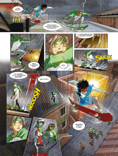 Page 3 Les mythics tome 5