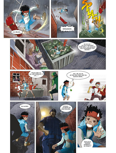 Page 4 Les mythics tome 5