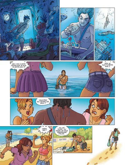Page 2 Les Mythics tome 6