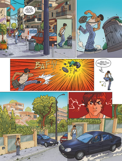 Page 4 Les Mythics tome 6
