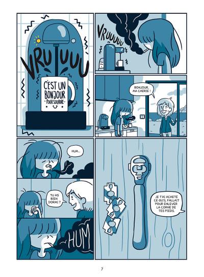 Page 3 La soutenable légèreté de l'être