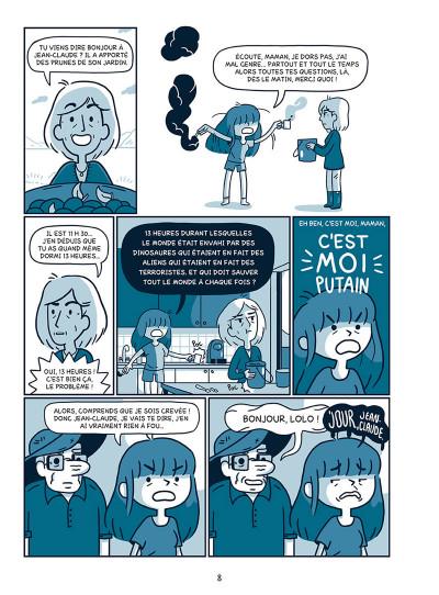 Page 4 La soutenable légèreté de l'être