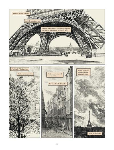 Page 1 Les damnés de la Commune tome 1