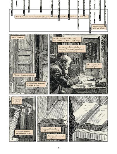 Page 3 Les damnés de la Commune tome 1