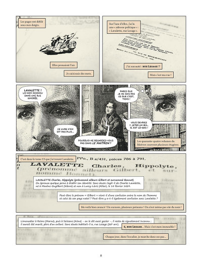 Page 4 Les damnés de la Commune tome 1