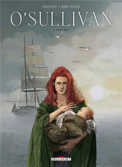 Couverture O'sullivan tome 1
