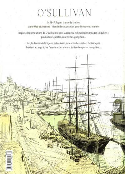 Dos O'sullivan tome 1