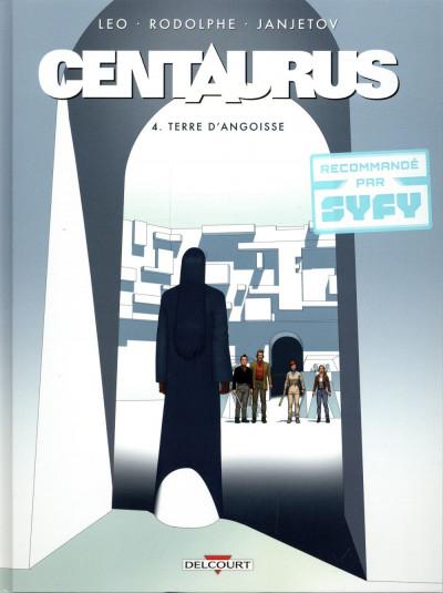 Couverture Centaurus tome 4