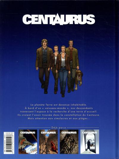Dos Centaurus tome 4