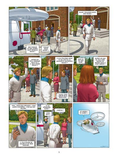 Page 3 Centaurus tome 4