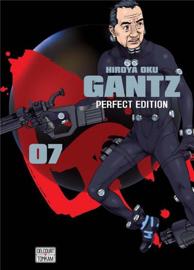Couverture Gantz perfect tome 7