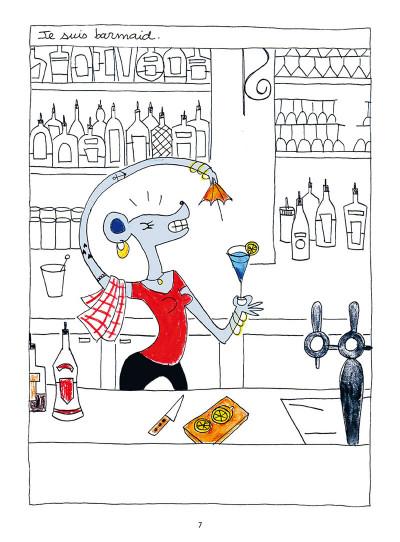 Page 1 Les noctambules - De l'autre côté du bar