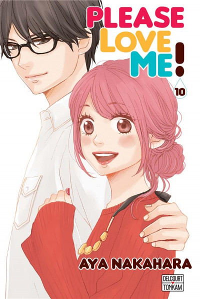 Couverture Please love me ! tome 10