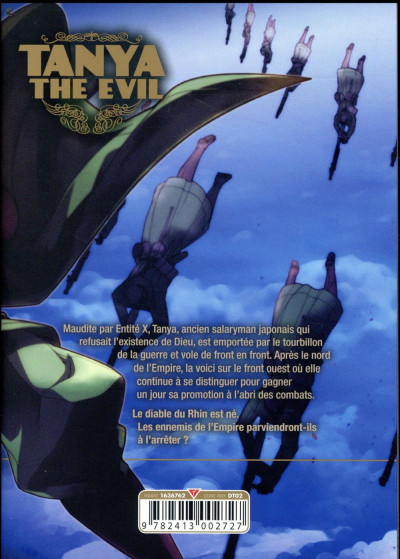 Dos Tanya the evil tome 2
