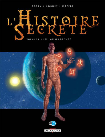 Couverture L'histoire secrète tome 0