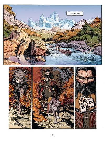 Page 1 L'histoire secrète tome 0