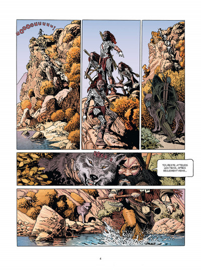 Page 2 L'histoire secrète tome 0