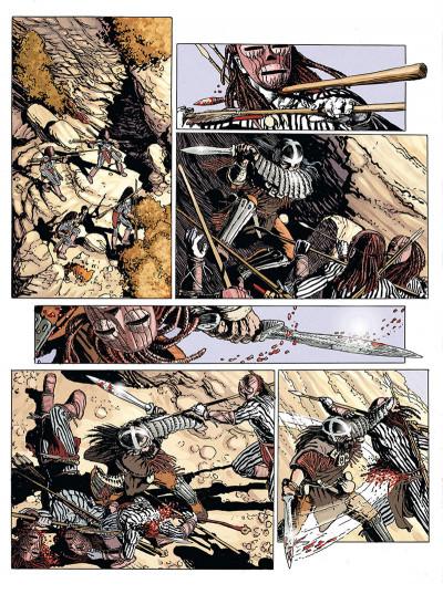 Page 4 L'histoire secrète tome 0