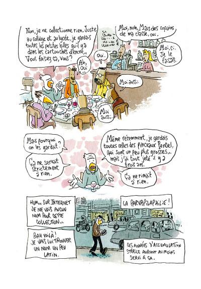 Page 1 Les petits riens de Lewis Trondheim tome 8