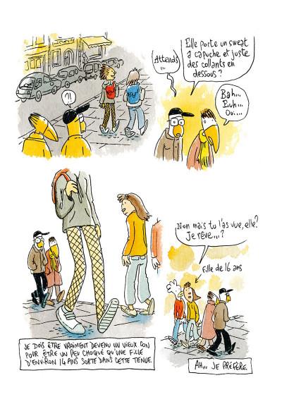 Page 2 Les petits riens de Lewis Trondheim tome 8