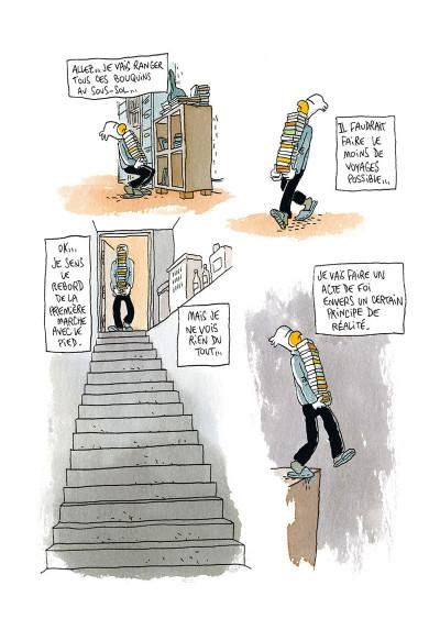 Page 3 Les petits riens de Lewis Trondheim tome 8