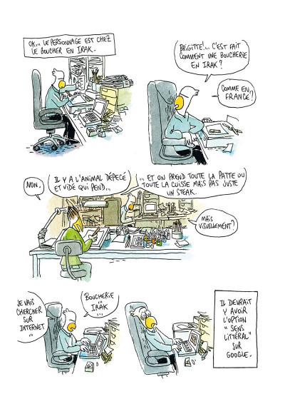 Page 4 Les petits riens de Lewis Trondheim tome 8