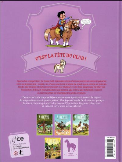 Dos À cheval ! tome 4
