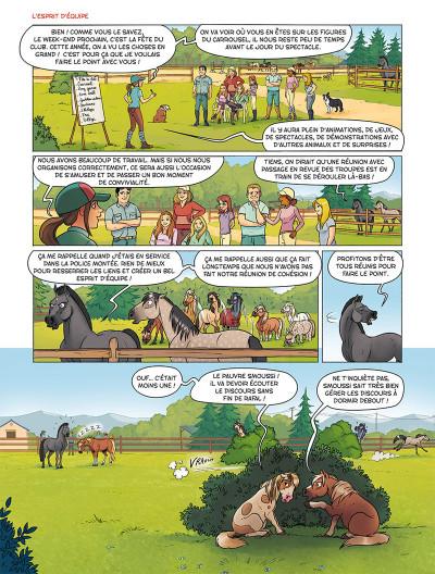 Page 2 À cheval ! tome 4