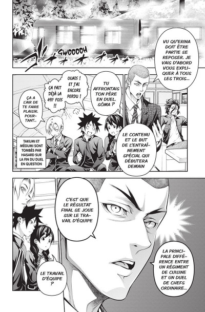 Page 6 Food wars ! tome 24