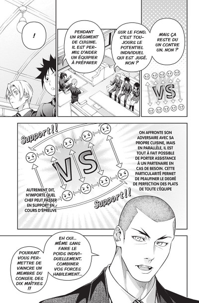 Page 7 Food wars ! tome 24