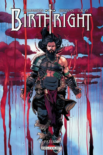 Couverture Birthright tome 6 + ex-libris offert
