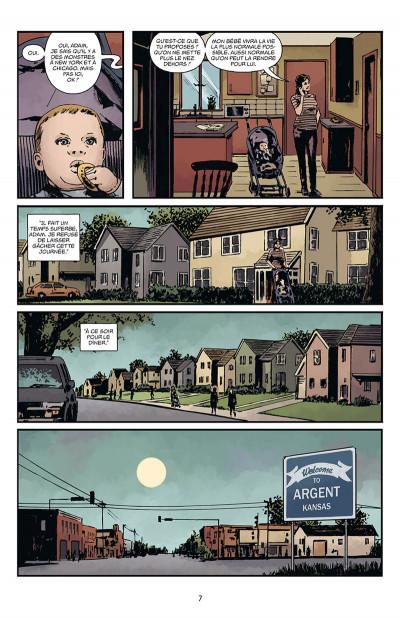 Page 1 B.P.R.D. - L'enfer sur Terre tome 7