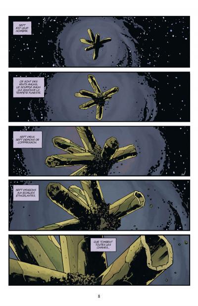 Page 2 B.P.R.D. - L'enfer sur Terre tome 7