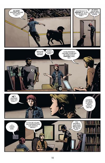 Page 4 B.P.R.D. - L'enfer sur Terre tome 7