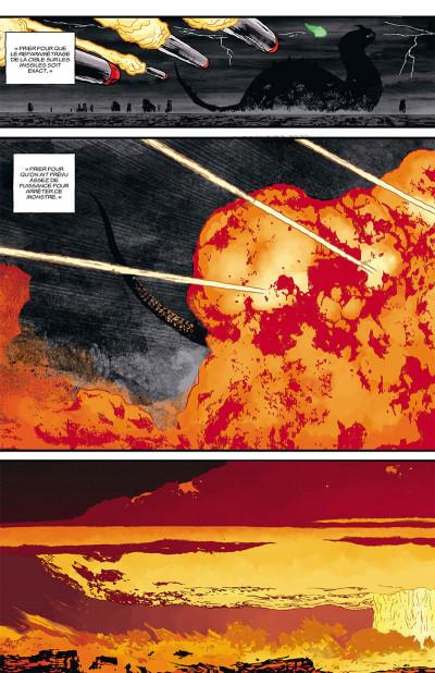 Page 2 B.P.R.D. l'enfer sur terre tome 8