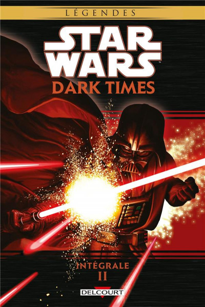 Couverture Star Wars - dark times - intégrale tome 2