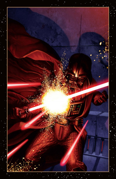 Page 2 Star Wars - dark times - intégrale tome 2