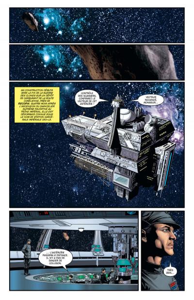 Page 7 Star Wars - dark times - intégrale tome 2