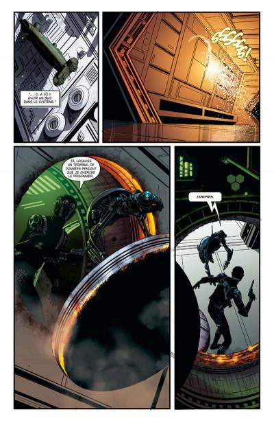 Page 9 Star Wars - dark times - intégrale tome 2