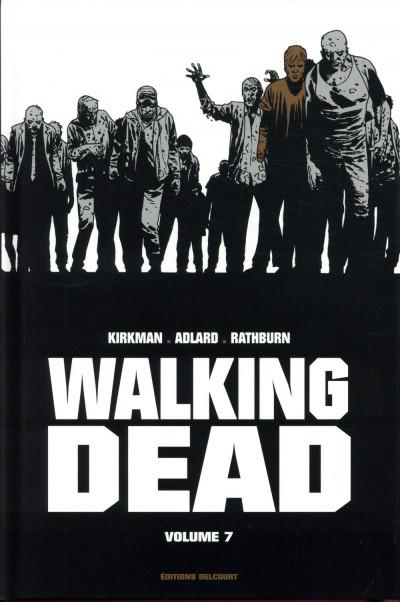 Couverture Walking dead - prestige tome 7