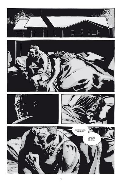 Page 1 Walking dead - prestige tome 7