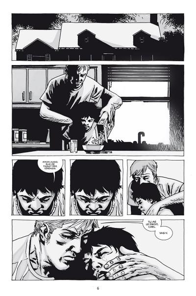 Page 2 Walking dead - prestige tome 7