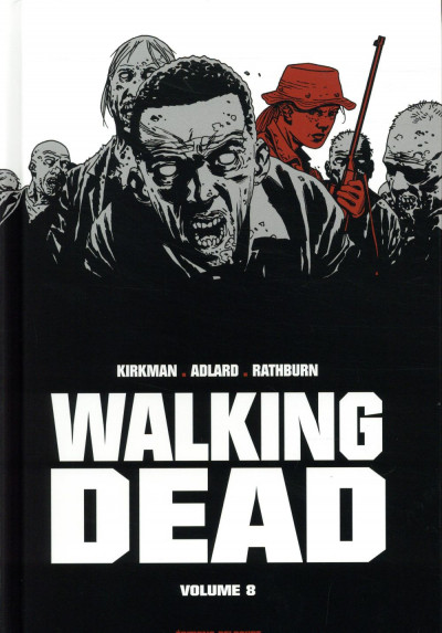 Couverture Walking dead - Prestige tome 8