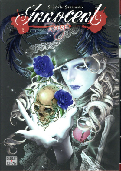 Couverture Innocent - Rouge tome 5
