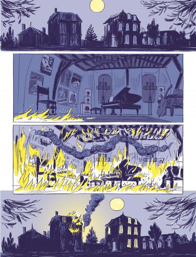 Page 4 Les amants d'Hérouville + ex-libris offert